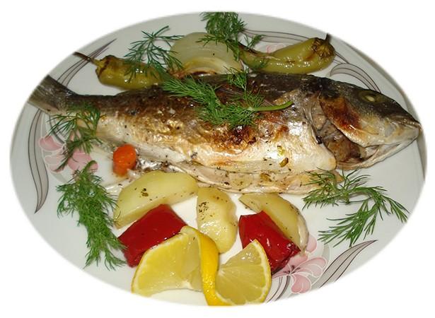 Zöldséges hal