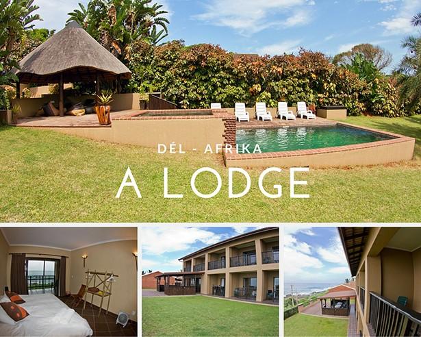 Umkomaas Lodge - Dél Afrika