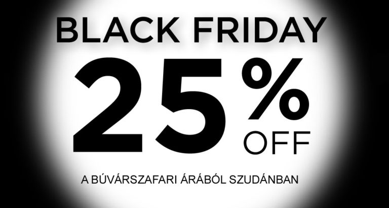 Black Friday szudán búvárszafari